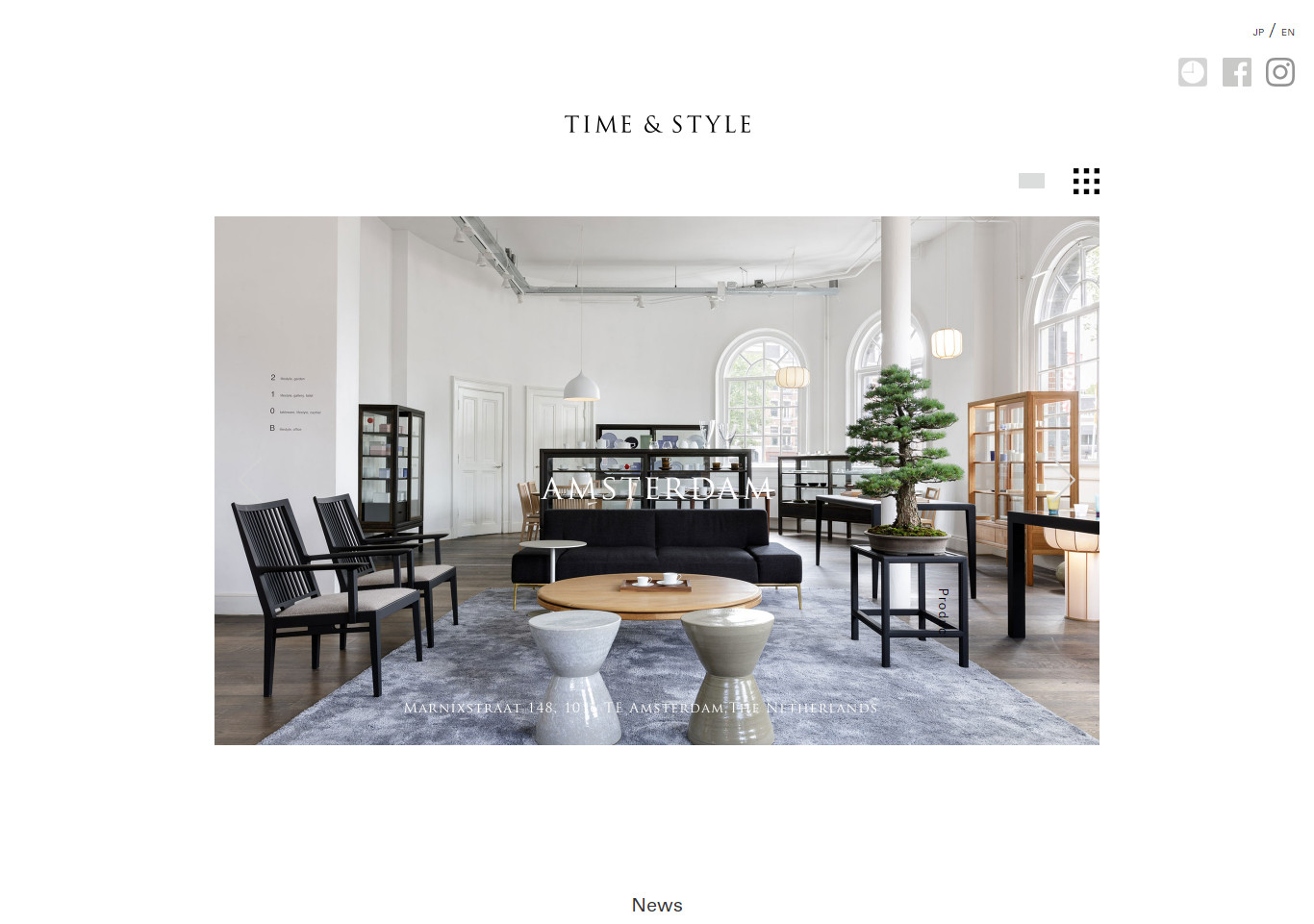 TIME&STYLE MIDTOWN HP