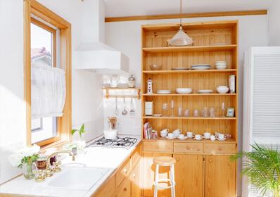 キッチン家具のイメージ