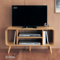 ベルメゾンのテレビボードの画像