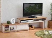 ニトリのテレビボードの画像