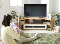 生活雑貨のテレビボードの画像
